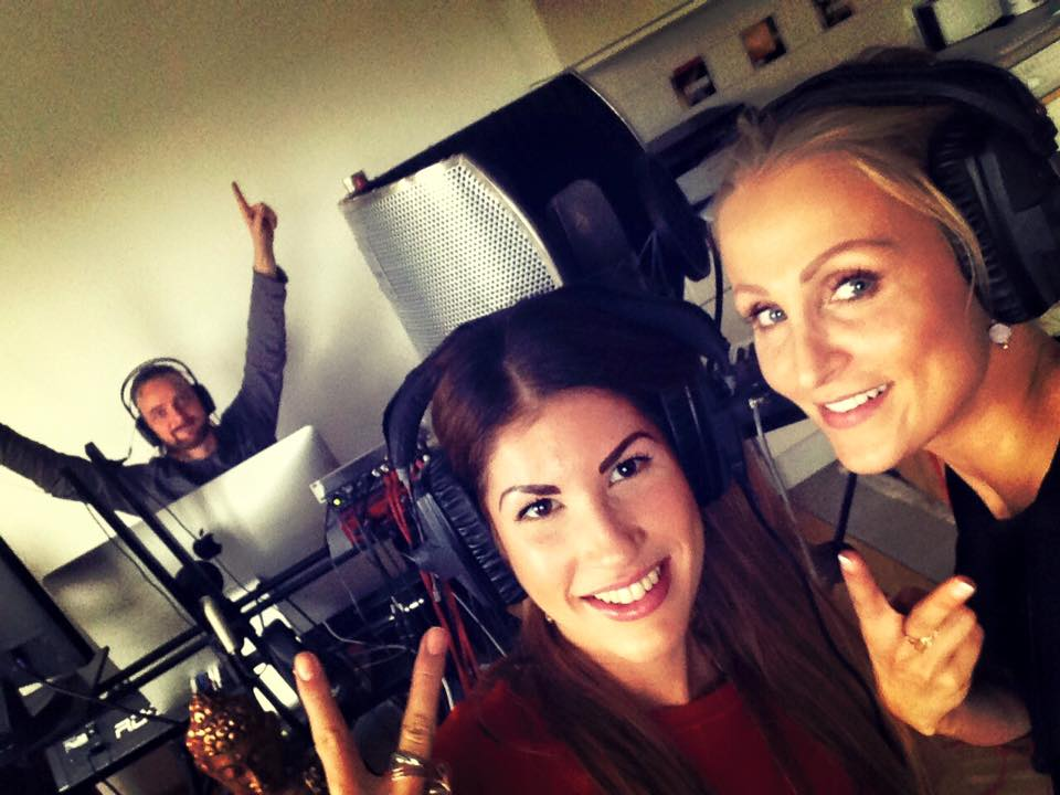 Studio time mit Tanner&Mosquera